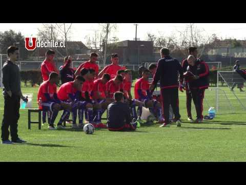 [Video] La U le ganó a La Pintana con un golazo de Leandro Benegas