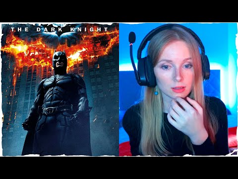 The Dark Knight, One of the best movies ever - First Time Watching Reaction & Commentary