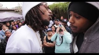 Yung Pop who has a million view plus battle vs Lil Sexxy, faces Ron Compton in this AHAT Cali rap battle which took place during the 3rd annual Young Bizill Barfest.  Hosted by RnB.Like, Comment, Share, & Favorite to support the AHAT Movement, thank you. AHAT has become the dominant battle league from the West Coast and one of the biggest battle leagues in the world. visit http://ahat.tv for more AHAT videos.AHAT IS THE HOTTEST BATTLE LEAGUE ON THE PLANET.Subscribe http://youtube.com/allhiphopallthetimeLike http://facebook.com/ahat.tvJoin https://facebook.com/groups/AHAT.tv3D Graphics. www.tomdamey.net***PURCHASE AHAT MERCHANDISE HERE http://ahat.tv/products ***FOLLOWhttps://twitter.com/od702@therealAHAT@AHATVegas@AHATCali@AHATTexas@iebonics@ahatexec@CoreTheEmcee@bigkree_210@PRiM3thaRiPP3R@ThaArtofWar@MolotovMyers INSTAGRAMhttps://instagram.com/od702/AHATVegasAHATCaliAHATTexasAHATUTiebonics