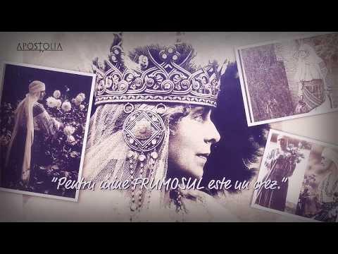 13 octombrie 2019: Întâlnirea cu Maria, Regina României - Din dragoste pentru Frumos