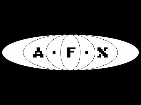 Aphex Twin -  AFX • orphaned deejay selek 2006-2008