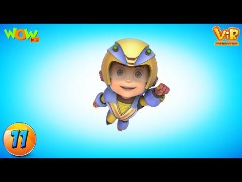 Vir: The Robot Boy - Compilation #11 - As seen on Hungama TV