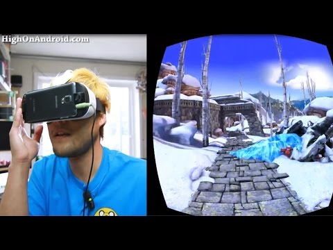 Gear VR Full Review!