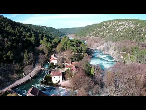 Lozovac Drone Video