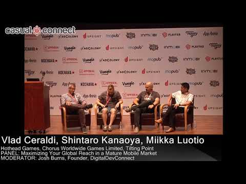 Maximizing Your Global Reach in a Mature Mobile Market | PANEL