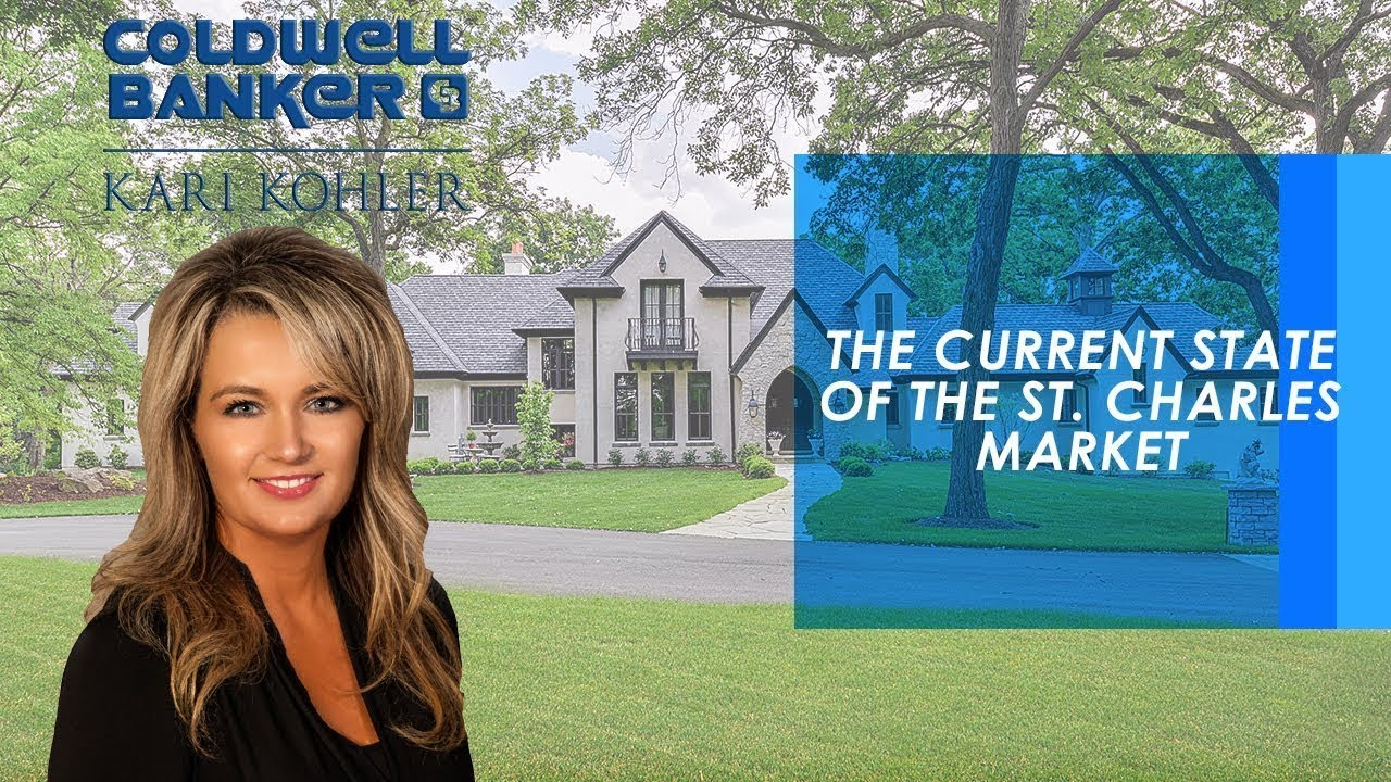 What's the Latest From the St. Charles Real Estate Market?