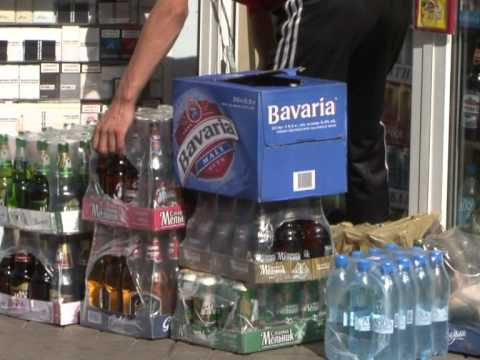Russia targets beer in fight against alcoholism