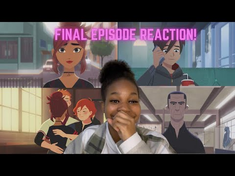 REACTING TO THE FINAL EPISODE OF CARMEN SANDIEGO SEASON4! *Tears are shed*