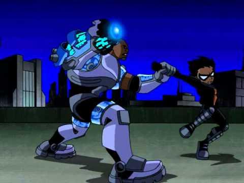 Teen Titans - Apprentice Part 2 (Season 1: Episode 13)