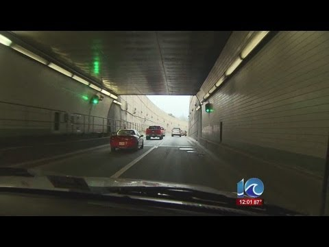 Andy Fox reports on Downtown Tunnel work plans
