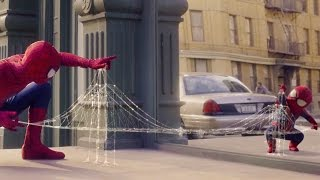 Video THE AMAZING SPIDER-MAN 3: Evian Baby & me 2 Official Spot [HD]. MP3, 3GP, MP4, WEBM, AVI, FLV Juni 2018