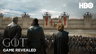 Game of Thrones   Season 8 Episode 5   Game Revealed (HBO)