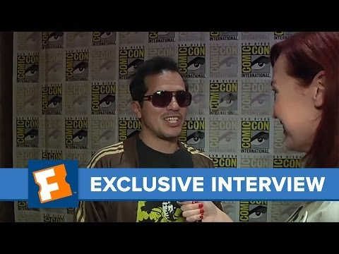 John Leguizamo Comic-Con 2013 Exclusive Interview | Comic Con | FandangoMovies
