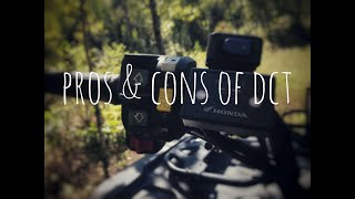 2. Honda Rubicon DCT ES Review - Pros/Cons
