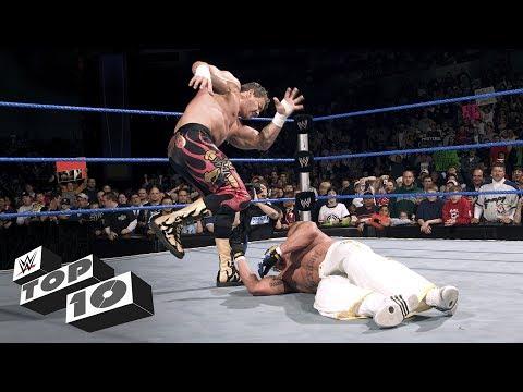 Biggest tag team breakups: WWE Top 10, Sept. 22, 2018 (видео)