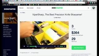 First 50 ViperSharp Backers