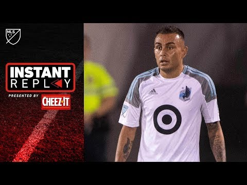 Who was offside on Minnesota's Miguel Ibarra game-winning goal? (видео)