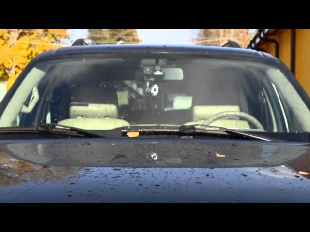 Профессиональное гидрофобное покрытие для стекол  вашего автомобиля