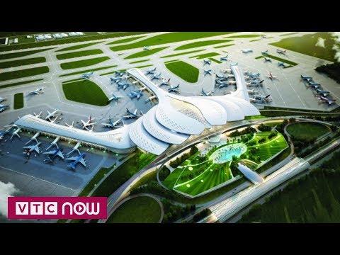 Đã có nhà thầu thiết kế sân bay Long Thành | VTC1 - Thời lượng: 58 giây.