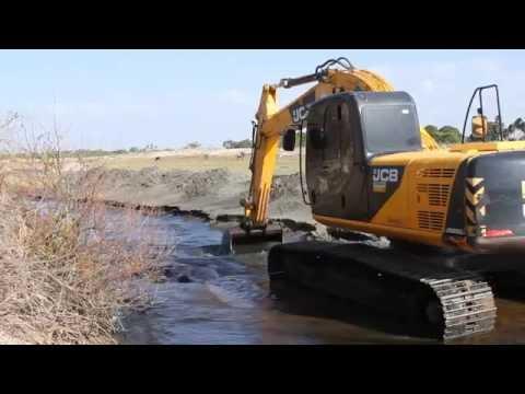 Limpeza do Rio Piranhas em Pendências