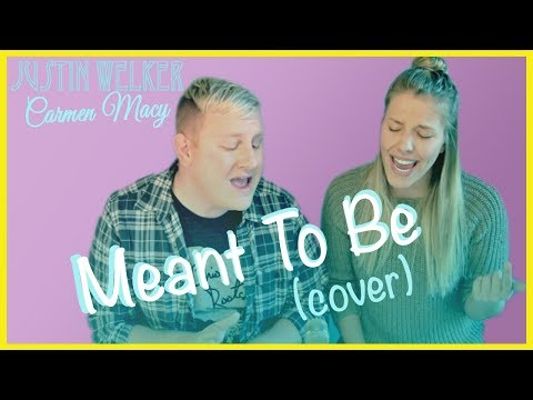 Video Bebe Rexha & Florida Georgia Line - MEANT TO BE (Justin Welker & Carmen Macy Cover) download in MP3, 3GP, MP4, WEBM, AVI, FLV January 2017