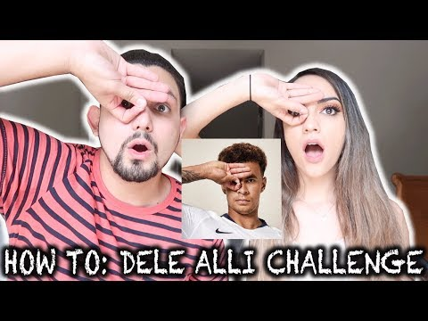HOW TO DO THE DELE ALLI CHALLENGE * GUARANTEED*