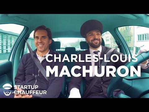Startup Chauffeur Episode 6 - Charles-Louis Machuron