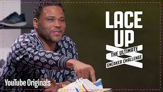 Anthony Anderson: Welcome to Pensole - Lace Up (Ep 1)