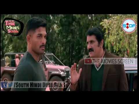 HDMoviePlus Naa Peru Surya The Brave Soldier 2018 Hindi Dubbed Trailer 720p HD