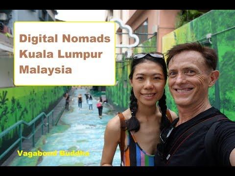 Digital Nomads in Kuala Lumpur