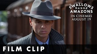 Nonton Swallows   Amazons   Andrew Scott At The Station   Out Now On Dvd  Blu Ray And Digital Film Subtitle Indonesia Streaming Movie Download