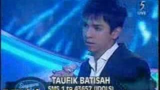 Video (The Final Showdown)Taufik Batisah : I Dream MP3, 3GP, MP4, WEBM, AVI, FLV Juli 2018