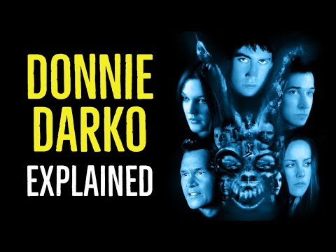 DONNIE DARKO | The Meaning and Philosophy | EXPLAINED