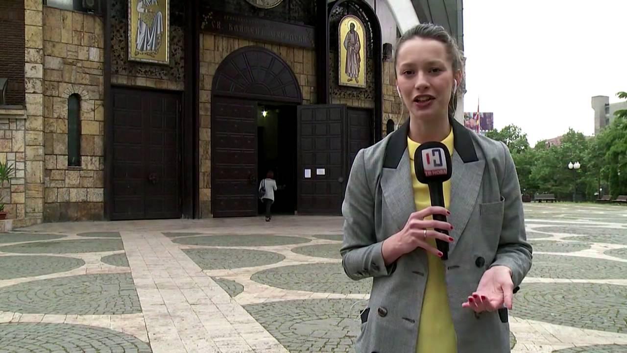 Соборен Храм – Јована Костадиновска