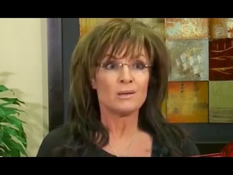 A Drunken Sarah Palin Slams Elizabeth Warren Over Minimum Wage