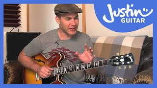 Chords Built In 4ths (Jazz Guitar Lesson JA-033)