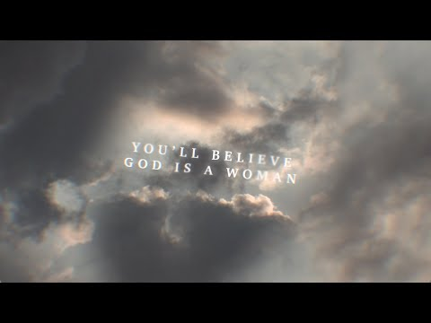 Ariana Grande – God is a woman (Lyric Video)