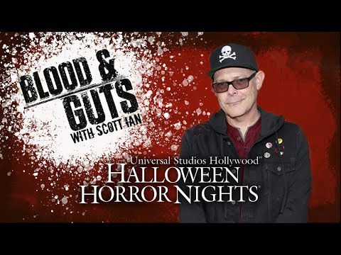 scott - Join host Scott Ian as he goes behind the scenes of Universal Studios Hollywood's Halloween Horror Nights with John Murdy & Chris Williams and has a flesh ri...