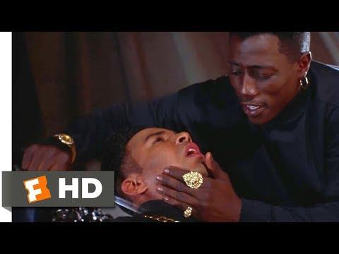 New Jack City (1991) - Nino Makes Change Scene (4/10) | Movieclips