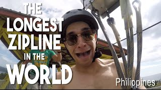 Sablayan Philippines  city images : The Longest Island to Island Zipline in the World (Hidden spots of Philippines - Sablayan Mindoro)