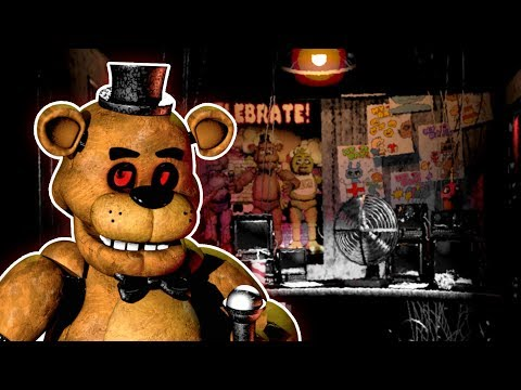 🐻 ФРЕДИ И ПРИЯТЕЛИ 🐻 - Five Nights at Freddy's