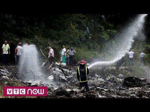 Cuba tuyên bố quốc tang 2 ngày sau tai nạn máy bay | VTC1 - Thời lượng: 85 giây.