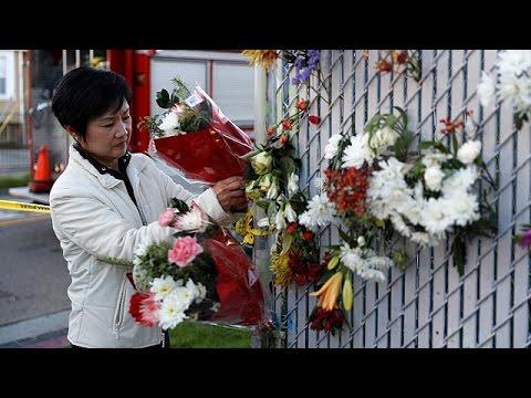 Θρήνος για τα θύματα και προσευχές για τους νοσηλεύονται στο Όουκλαντ