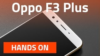Here are our initial impressions of the 'Selfie Expert' Oppo F3 Plus from the launch event. Are amazing selfies enough to make this phone successful? Or is there more that this phone can offer? Let's find out.For more Oppo stuff stay tuned to http://www.eoto.techhttp://twitter.com/EotoNowhttps://plus.google.com/+EotoTechnologieshttp://facebook.com/EotoNowhttp://instagram.com/EotoNow