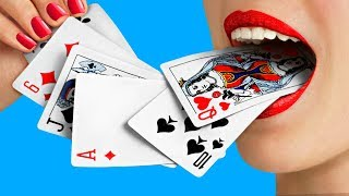 Video 17 Magic Tricks That You Can Do MP3, 3GP, MP4, WEBM, AVI, FLV September 2019