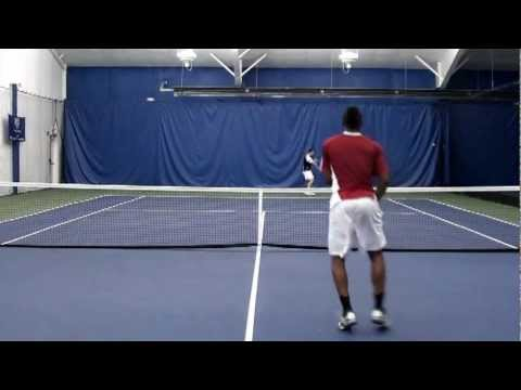 William Bushamuka College Tennis Recruiting Video – Fall 2014