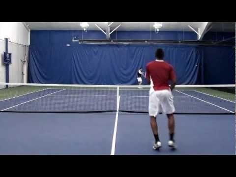 William Bushamuka College Tennis Recruiting Video – Fall 2014