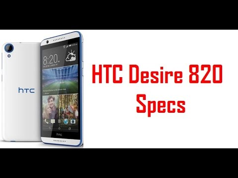HTC Desire 820 Specs & Features