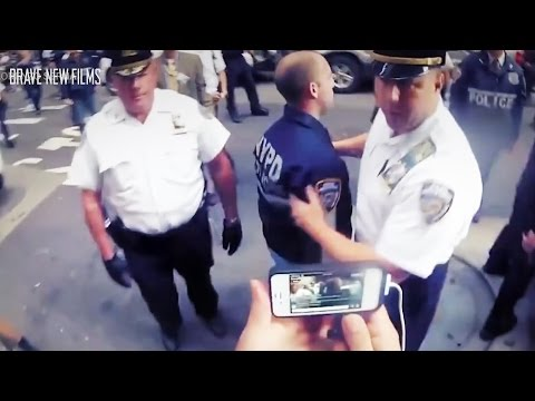 Law enforcement in a dozen states are trying to outlaw recording police violence: Your cell phone has power