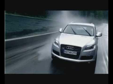 Audi Q7 Promotional video